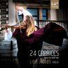 19:15u Hollandsche Nieuwe! Lisa Jacobs speelt de Caprices van Paganini