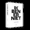 Boek van de week: Ik ben er niet