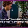 Camiel Boomsma speelt Mendelssohn-Bartholdy's Lieder ohne Worte