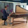 Live bij Dieuwertje: klavecinist Pieter Jan Belder