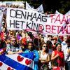 Actie tegen sluiting Hoenderloo Groep