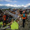Actiedag voor slachtoffers van de tsunami op Sulawesi