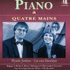 Hollandse Nieuwe! Brahms 4Hands, door Wyneke Jordans & Leo van Doeselaar, deel1: Samen