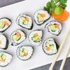 Mooi Moment: Martien maakt sushi met haar zoon