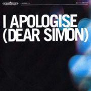 I Apologise (Dear Simon)