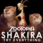 Try Everything (Zootopia Soundtrack)
