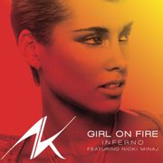 Girl On Fire (Inferno Version)