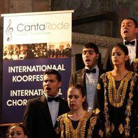 De Ochtend van 4 is een programma met klassieke muziek en het laatste nieuws. Vandaag een rustige Hemelvaartsuitzending. Ook vertelt Dion Ritten over het CantaRode Korenfestival in Kerkrade.