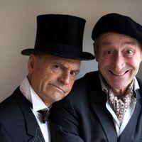 Zaterdag 19 september presenteren de broersFrank en René Groothof,beide acteurs en theatermakers, Een goedemorgen met...