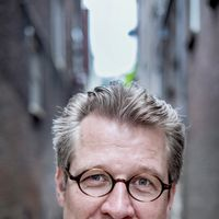 Zaterdag 26 september presenteertfilosoof, historicus en schrijver Philipp Blom Een goedemorgen met...