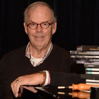 Zaterdag 5 september presenteertprogrammamaker en auteur over klassieke muziekGovert-Jan Bach Een goedemorgen met...
