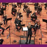 Jubileumconcert rondom 75 jaar Groot Omroepkoor en Radio Filharmonisch Orkest<br>rechtstreeks vanuit Tivoli/Vredenburg in Utrecht.<br><br> Radio Filharmonisch Orkest<br>Groot Omroepkoor<br>Karina Canellakis, dirigent<br><br><strong>ca. 20.05 uur:<br></strong>Muziek uit het archief van GOK + RFO<br>en een gesprek met Inge Jongerman en Oswin Schneeweisz over 75 jaar Omroep-ensembles.<br><br><strong>ca. 21.00 uur:</strong><br>1. Jan-Peter de Graaff - Les cymbales sonores (wereldpremière)<br>2. Jean Sibelius - Symfonie no.3 op.52 in C gr.t.<br>3. Johannes Brahms - Schicksalslied op.54<br><br>Inclusief webcast te bekijken via nporadio4.nl/live<br>