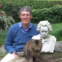 Klaas Landsman, wiskundig natuurkundige en schrijver, presenteert op zaterdag 25 mei Een goedemorgen met...