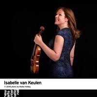 Violiste Isabelle van Keulen presenteert op 2 februari Een goedemorgen met...