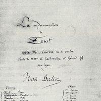 Complete opera's uit de grote (inter)nationale operahuizen, waar mogelijk rechtstreeks. Actualiteiten en veel muziek. Vanavond: La damnation de Faust van Hector Berlioz.