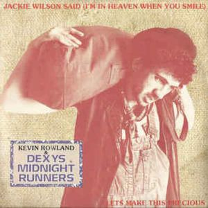 Jackie Wilson Said (I'm In Heaven When You Smile)