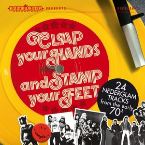 Clap your hands and stamp your feet