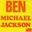 Album cover Ben van Michael Jackson
