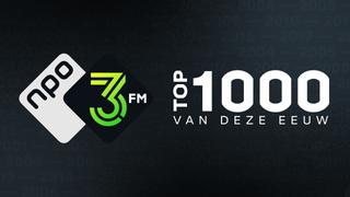 3FM Top 1000 van deze Eeuw