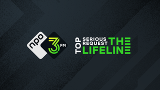 3FM Top Serious Request: The Lifeline