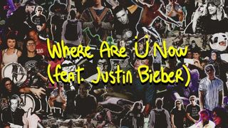 Jack Ü ft. Justin Bieber - Where Are U Now