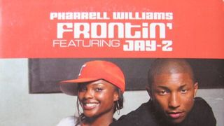 Pharrell Ft. Jay Z - Frontin