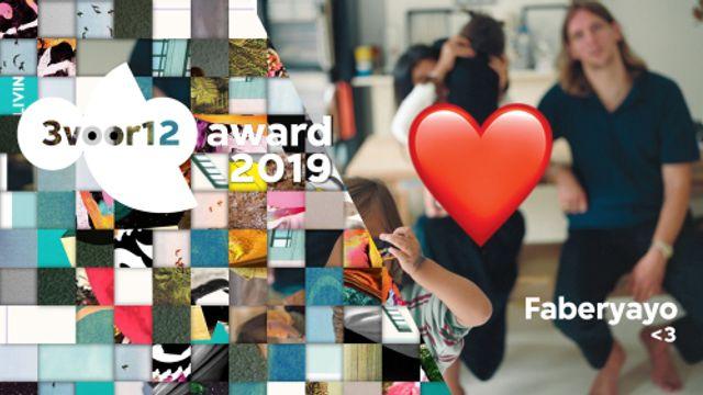 3voor12 Award: Faberyayo