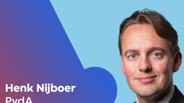 Lijsttrekker van de Toekomst: Henk Nijboer, deel I