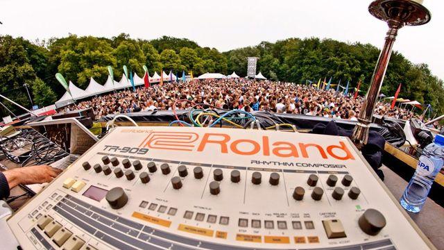 Een Deep Dive in de Roland TR-909