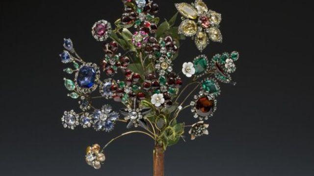 Opium was erbij! Tentoonstelling: Juwelen in de Hermitage