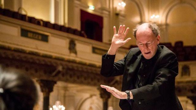 Dirigent Daan Admiraal overleden