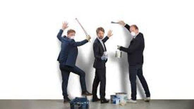 Jazz: After Johannes, door het Rembrandt Frerichs Trio