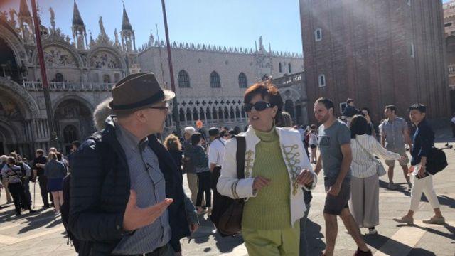 De Lokroep van Venetië, afl 2. San Marco: Monteverdi en zijn l'Orfeo
