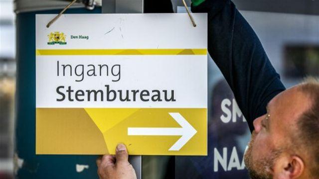 Nederland stemt voor de Europese Verkiezingen