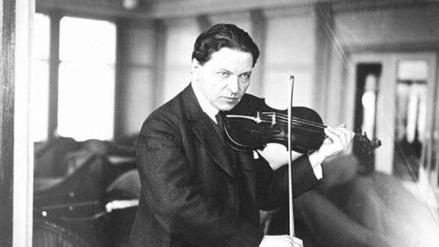 "Georges Enescu - Rapsodie voor orkest, op.11 nr.1 in A gr.t., ""Roemeense rapsodie"", Orchestre Sympho"