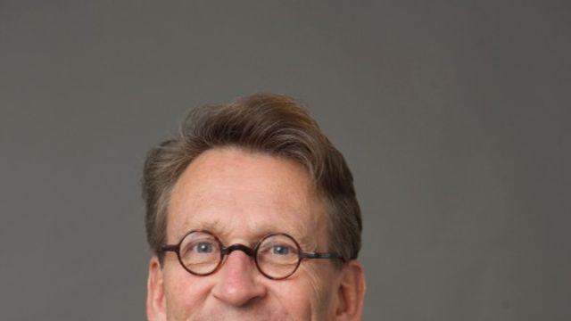 Ontbijtgast Philip Scheltens