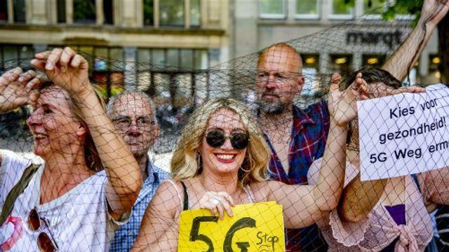 Zorgen over 5G-netwerk