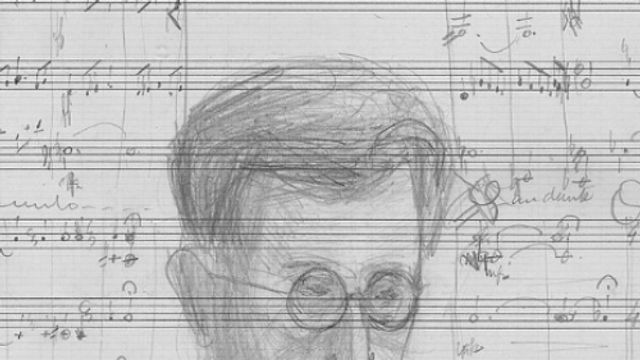"""Dick Kattenburg: Sonate voor fluit en piano - deel I, """"Introduzione"""""""