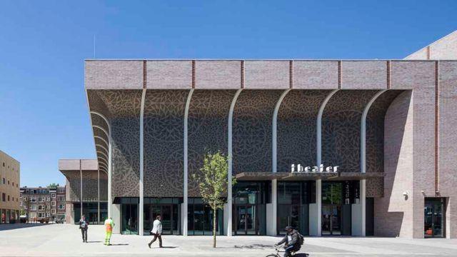 Nieuw gebouw Theater Zuidplein