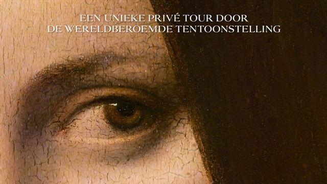 Opium was erbij! A Night at the Louvre: Leonardo da Vinci