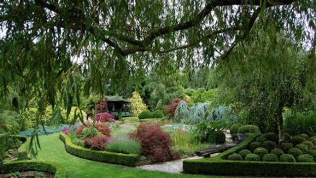 Gedicht: De tuin, van Mark Strand