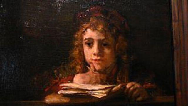 Gedicht: Lezende Titus