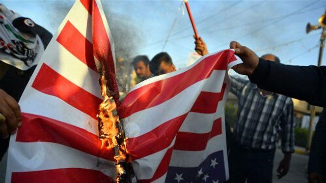 Spanningen rond Iran blijven oplopen