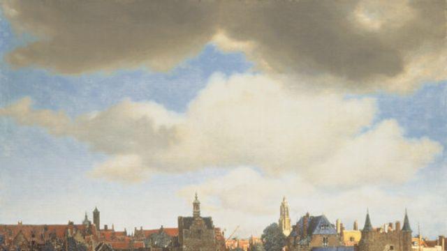 Gedicht: Delfse Vermeer