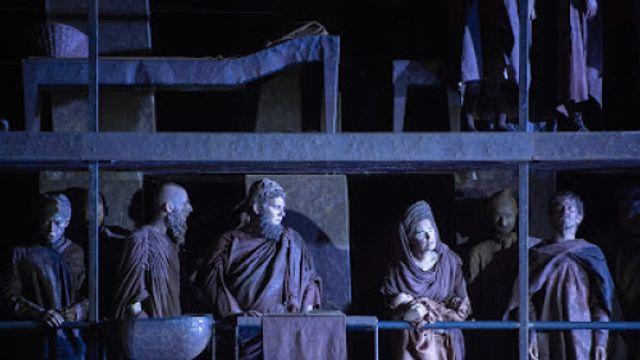Wiegenlied van Jocaste en Laios en de voorspelling van Tiresias (Sophie Koch, Mark Omvlee, Eric Half