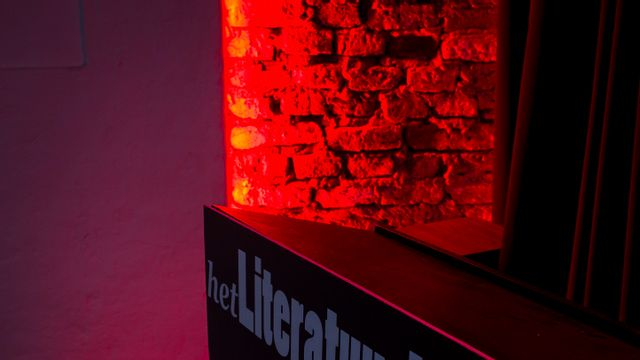 Het International Literature Festival Utrecht begint