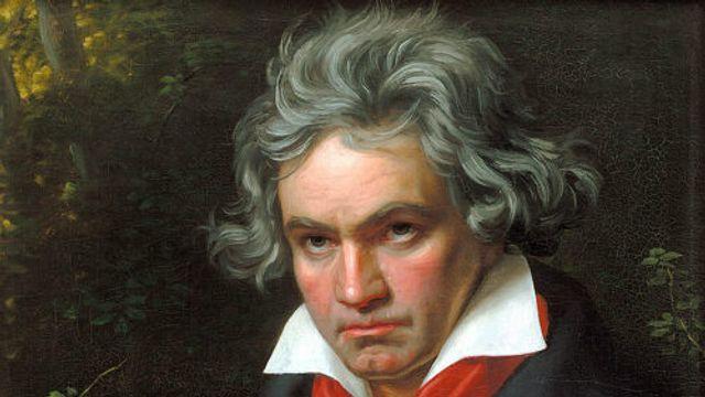 Ludwig van Beethoven - Varaties over volksliedjes, op. 105 - nr.4 The last rose of summer
