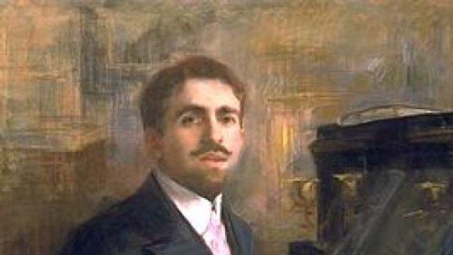 Liedcyclus - Etudes latines van Reynaldo Hahn, nr. 5 'Lydé'