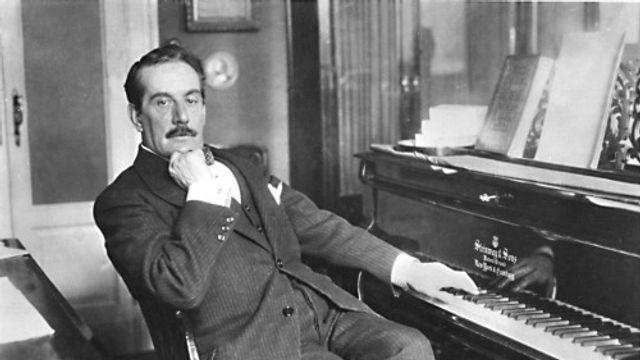 "Puccini - Tosca; aria, ""E lucevan le stelle"""