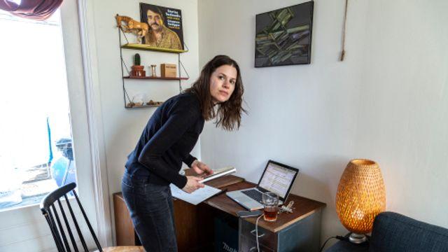 Opium Atelier: Sarah-Dona Manev - Dag 3